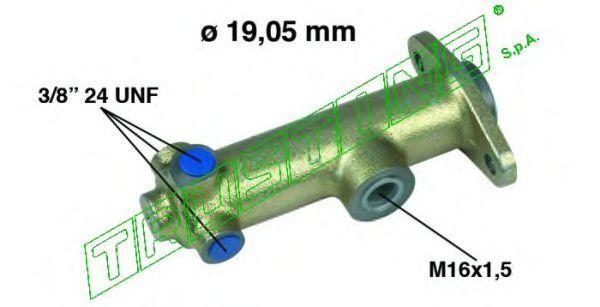 Главный тормозной цилиндр TRUSTING PF055