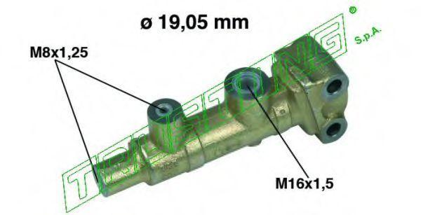 Главный тормозной цилиндр TRUSTING PF056