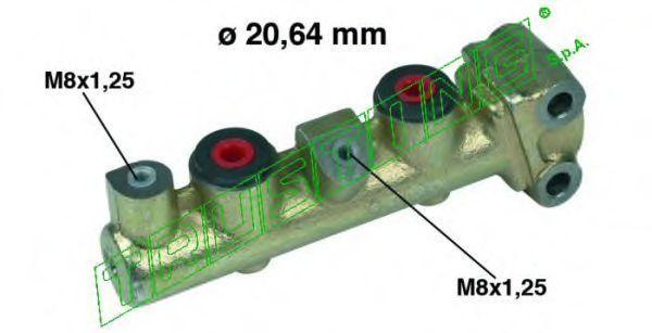 Главный тормозной цилиндр TRUSTING PF057