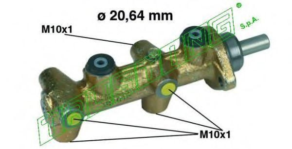Главный тормозной цилиндр TRUSTING PF058