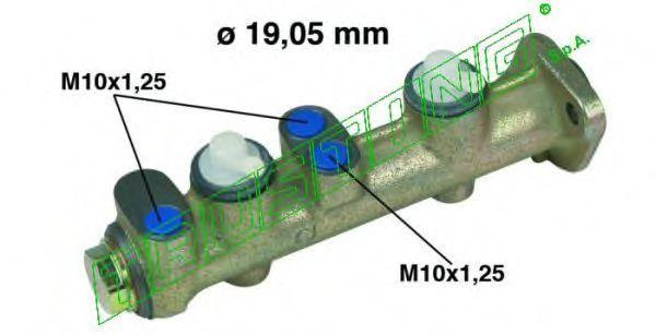 Главный тормозной цилиндр TRUSTING PF068