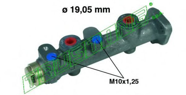 Главный тормозной цилиндр TRUSTING PF074