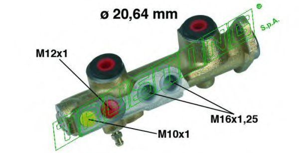 Главный тормозной цилиндр TRUSTING PF076