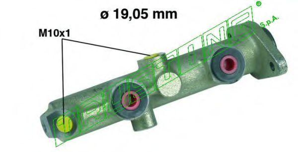 Главный тормозной цилиндр TRUSTING PF080