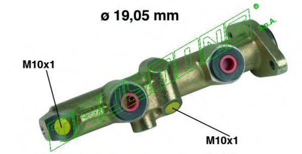 Главный тормозной цилиндр TRUSTING PF083