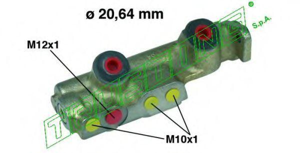 Главный тормозной цилиндр TRUSTING PF093