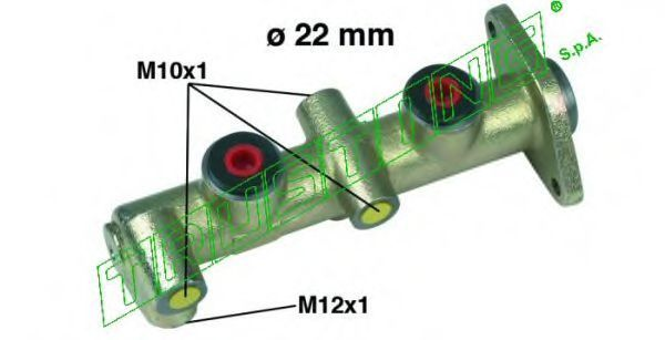 Главный тормозной цилиндр TRUSTING PF096