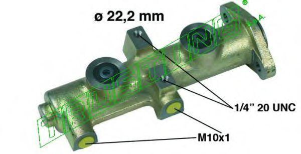 Главный тормозной цилиндр TRUSTING PF119