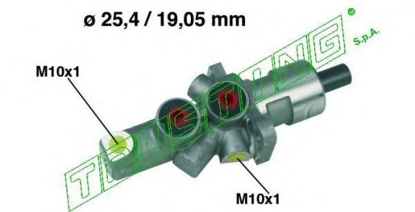 Главный тормозной цилиндр TRUSTING PF157