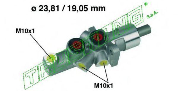 Главный тормозной цилиндр TRUSTING PF158