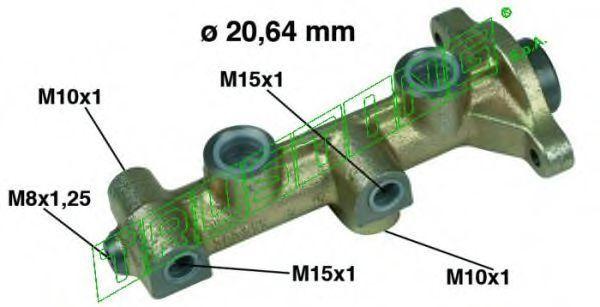 Главный тормозной цилиндр TRUSTING PF159