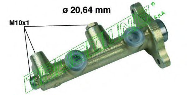 Главный тормозной цилиндр TRUSTING PF160