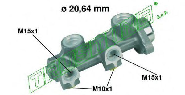 Главный тормозной цилиндр TRUSTING PF167