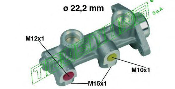 Главный тормозной цилиндр TRUSTING PF168