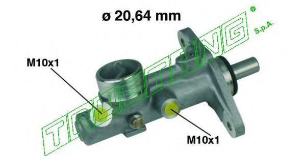Главный тормозной цилиндр TRUSTING PF182