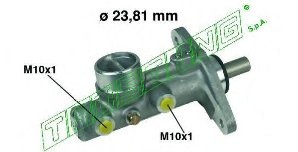 Главный тормозной цилиндр TRUSTING PF183