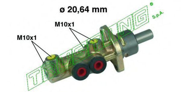 Главный тормозной цилиндр TRUSTING PF190