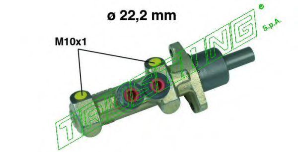 Главный тормозной цилиндр TRUSTING PF196