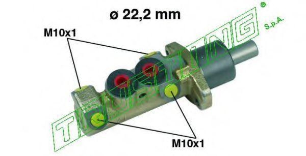 Главный тормозной цилиндр TRUSTING PF197