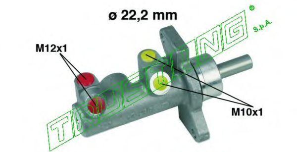 Главный тормозной цилиндр TRUSTING PF199
