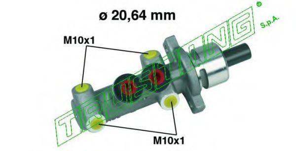 Главный тормозной цилиндр TRUSTING PF213