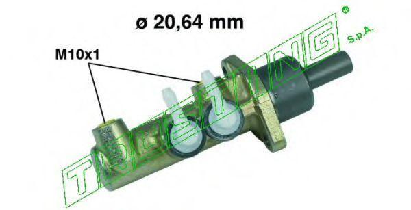 Главный тормозной цилиндр TRUSTING PF229