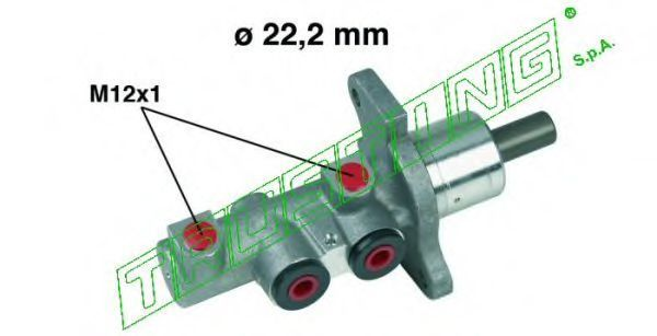 Главный тормозной цилиндр TRUSTING PF239
