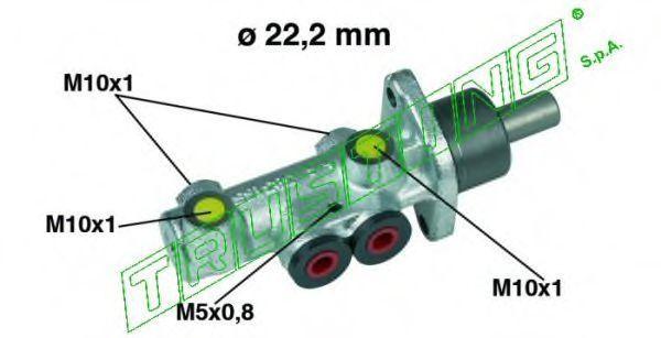 Главный тормозной цилиндр TRUSTING PF263
