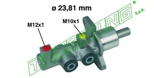 Главный тормозной цилиндр TRUSTING PF280