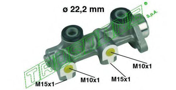 Главный тормозной цилиндр TRUSTING PF448