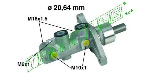 Главный тормозной цилиндр TRUSTING PF518
