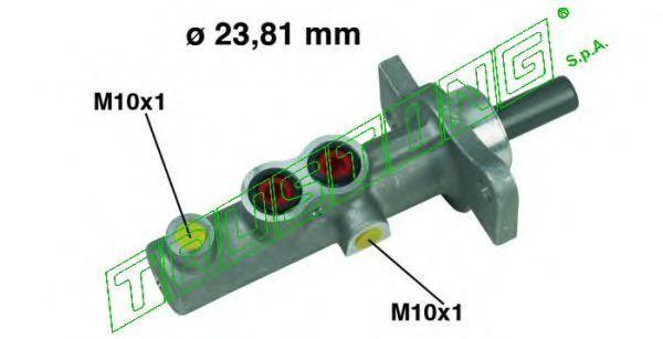 Главный тормозной цилиндр TRUSTING PF529