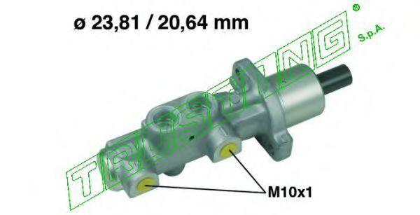 Главный тормозной цилиндр TRUSTING PF595