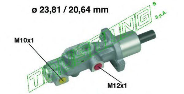 Главный тормозной цилиндр TRUSTING PF596
