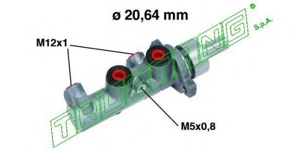 Главный тормозной цилиндр TRUSTING PF630