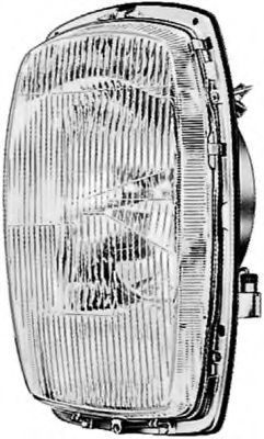 Основная фара HELLA 1ER001166131