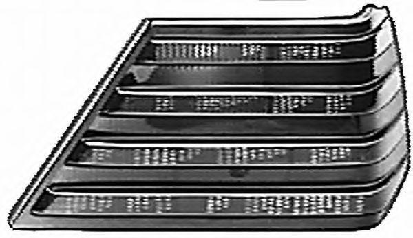 Комлект заднего освещения HELLA 2SK004686811