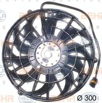 Вентилятор охлаждения двигателя HELLA 8EW 009 157-311
