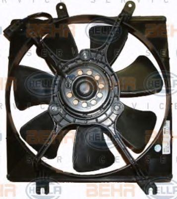 Вентилятор, охлаждение двигателя HELLA 8EW351040161