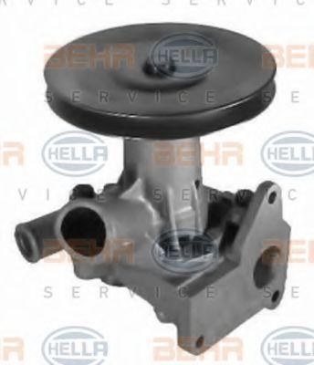 Водяной насос HELLA 8MP376805501