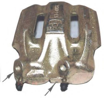 Тормозной суппорт HELLA 8AC355386321