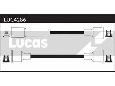 Комплект проводов зажигания LUCAS LUC4286