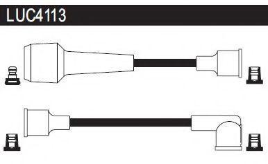 Комплект проводов зажигания LUCAS LUC4113
