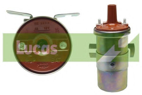 Катушка зажигания LUCAS DLB120