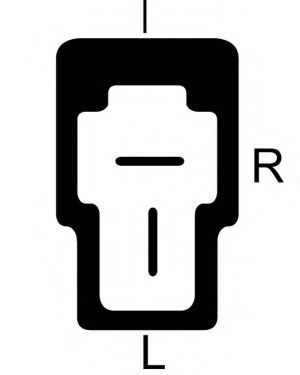 Генератор LUCAS LRA03412
