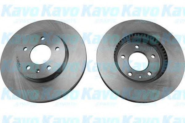 Тормозной диск KAVO PARTS BR1213