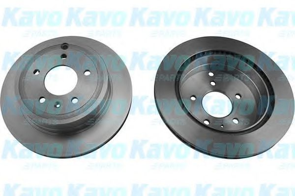 Тормозной диск KAVO PARTS BR1214