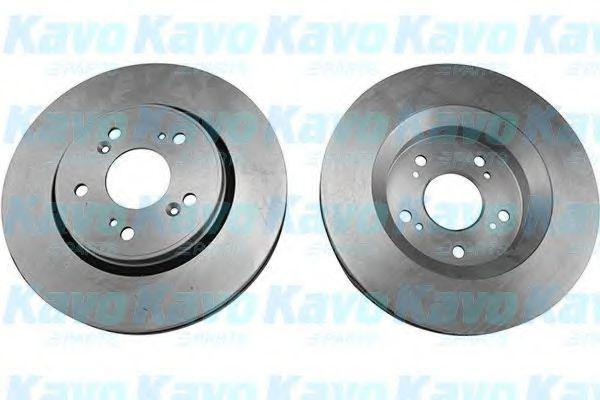 Тормозной диск KAVO PARTS BR2261
