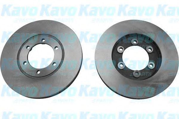 Тормозной диск KAVO PARTS BR4228