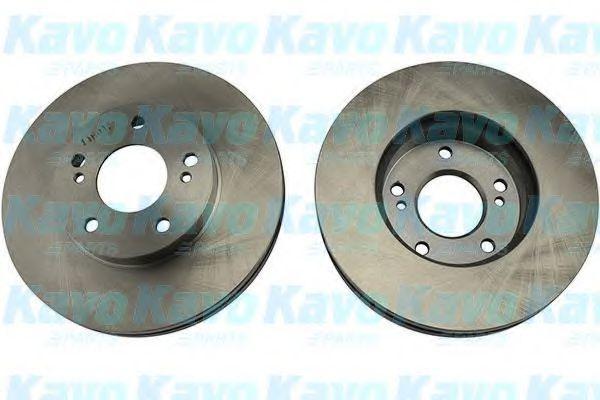 Тормозной диск KAVO PARTS BR6800